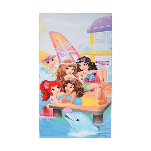 Полотенце Lego Friends Beach