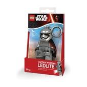 Брелок-фонарик Lego Star Wars Капитан Фазма