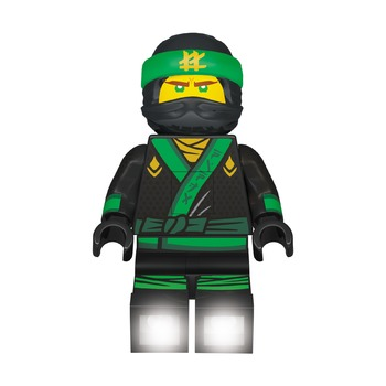 Ночник Lego Ninjago Movie Lloyd