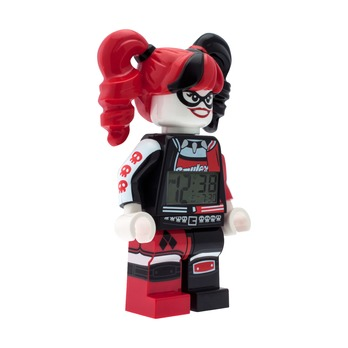 Будильник Lego Batman Movie Harley Quinn