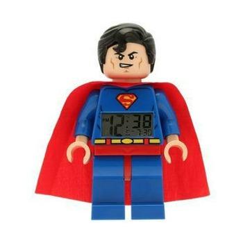 Будильник Lego Super Heroes Superman