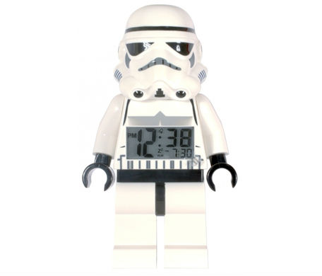 Будильник Lego Star Wars Storm Trooper