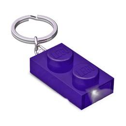 Брелок-фонарик Lego Friends, фиолетовый