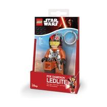 Брелок-фонарик Lego Star Wars По Дэмерон