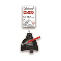 Брелок-фонарик Lego Star Wars Дарт Вейдер со световым мечом