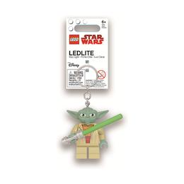 Брелок-фонарик Lego Star Wars Йода со световым мечом