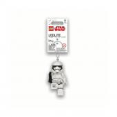 Брелок-фонарик Lego Star Wars Штурмовик с бластером