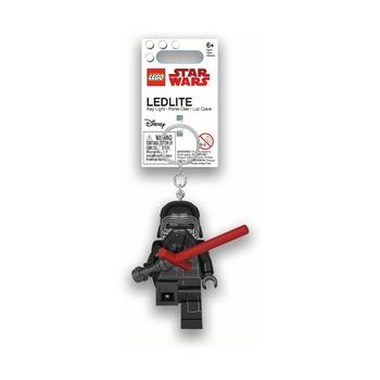 Брелок-фонарик Lego Star Wars Кайло Рен со световым мечом