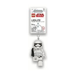 Брелок-фонарик Lego Star Wars Штурмовик первого ордена с бластером