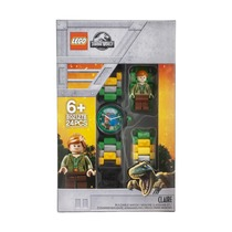 Часы наручные Lego Jurrasic World Claire