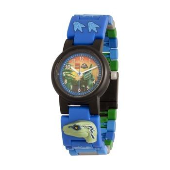Часы наручные Lego Jurrasic World Blue