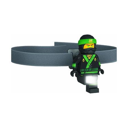 Налобный фонарик Lego Ninjago Movie Lloyd
