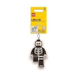 Брелок-фонарик Lego Skeleton