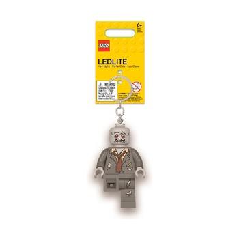 Брелок-фонарик Lego Zombie