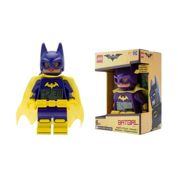Будильник Lego Batman Movie Batgirl