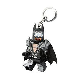 Брелок-фонарик Lego Batman Movie Glam Rocker Batman