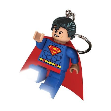 Брелок-фонарик Lego Super Heroes Superman