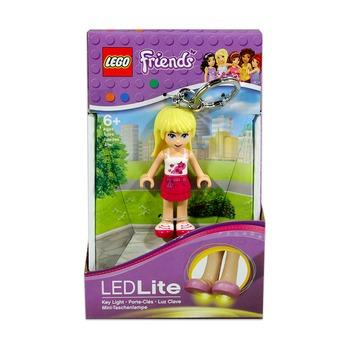 Брелок-фонарик Lego Friends Stephanie