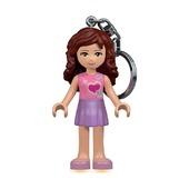 Брелок-фонарик Lego Friends Olivia