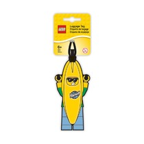 Бирка для багажа Lego Banana