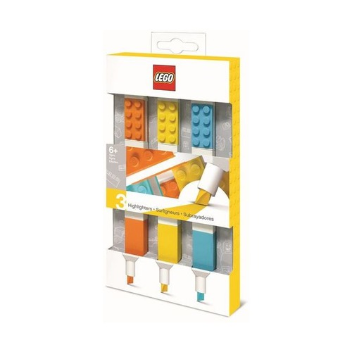 Набор маркеров Lego, 3 шт.