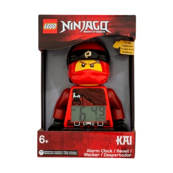 Будильник Lego Ninjago Movie Kai