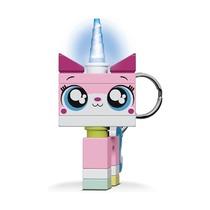 Брелок-фонарик для ключей Lego Movie 2 Unikitty