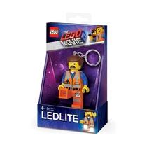 Брелок-фонарик для ключей Lego Movie 2 Emmet