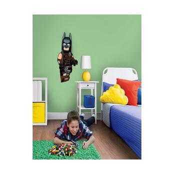 Настенный фонарик Lego Movie 2 Batman с наклейками