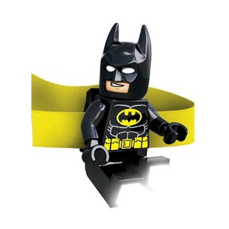 Налобный фонарик Lego DC Super Heroes Batman