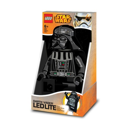 Ночник Lego Star Wars Darth Vader c батарейками