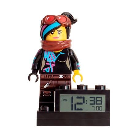 Будильник Lego Movie 2 Wyldstyle