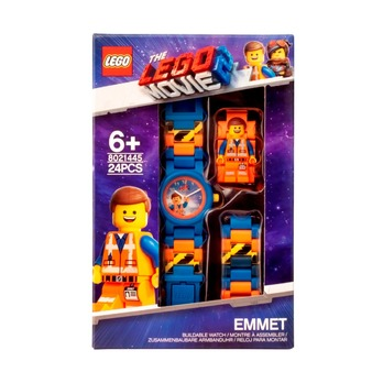 Часы наручные Lego Movie 2 Emmet