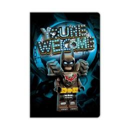 Книга для записей Lego Movie 2 Batman