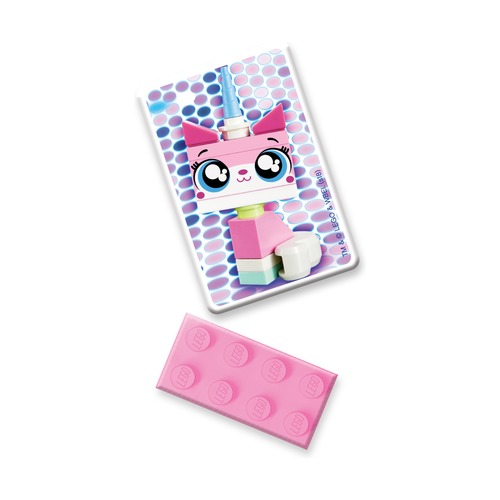 Набор ластиков Lego Movie 2 Unikitty