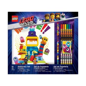 Канцелярский набор для рисования Lego Movie 2 Duplo