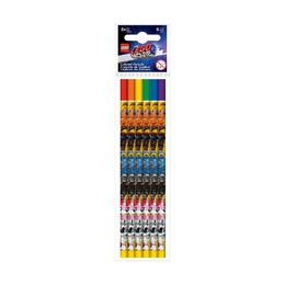 Набор цветных карандашей Lego Movie 2