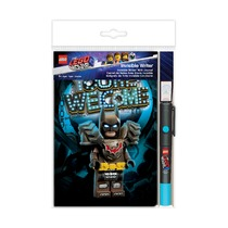 Канцелярский набор Lego Movie 2 Batman
