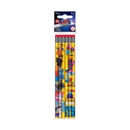Набор из 6 карандашей Lego Movie 2