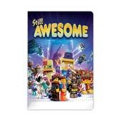 Книга для записей Lego Movie 2 Epic Space Opera