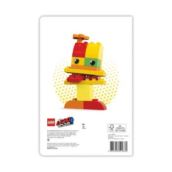 Книга для записей Lego Movie 2 Duplo