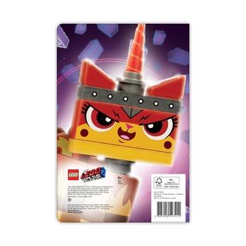 Книга для записей Lego Movie 2 Unikitty