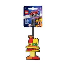 Бирка для багажа Lego Movie 2 Duplo