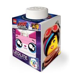 Фонарик силиконовый Lego Movie 2 Girls