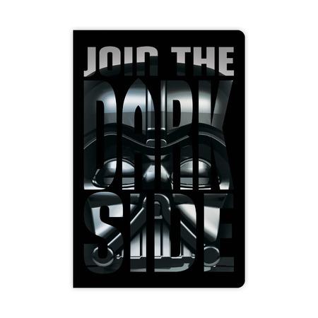 Книга для записей Lego Star Wars Darth Vader