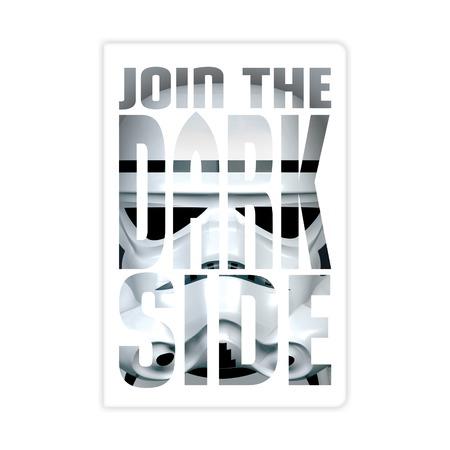 Книга для записей Lego Star Wars Stormtrooper