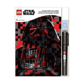 Канцелярский набор Lego Star Wars Darth Vader