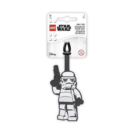 Бирка для багажа Lego Star Wars Stormtrooper