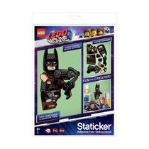 Набор многоразовых наклеек Lego Movie 2 Batman
