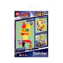 Набор многоразовых наклеек Lego Movie 2 Duplo Duck
